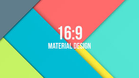 Background Unusual modern material design Stock Images