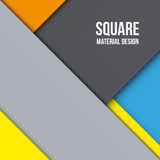 Background Unusual modern material design Royalty Free Stock Images