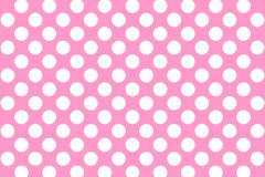 Light pink and white dots template phone wallpaper. This background is uses for phone wallpaper screen cover banners and book laptop wallpaper cover printing and vector illustration