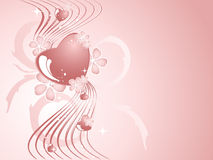 Background for Valentine day Royalty Free Stock Photo