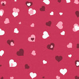 Background Valentine Heart Sca Royalty Free Stock Photo