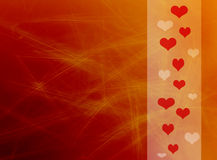 background for Valentine's Day Stock Images