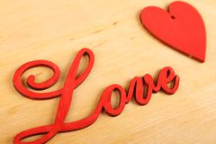 Background for Valentine's Day Royalty Free Stock Photo