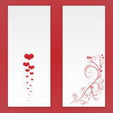Background of Valentine`s Day. Banner, valentine, background, day, vector, design, abstract, illustration, beautiful, celebration, card, february, web, wedding Stock Photos