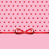 Background  for Valentine's Day Royalty Free Stock Photography