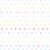 Background for Valentine's Day Royalty Free Stock Photos