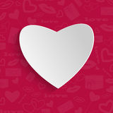 Background for Valentines Day Royalty Free Stock Image