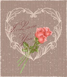 Background valentines day Royalty Free Stock Photo