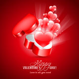 Background for Valentines Day Royalty Free Stock Images