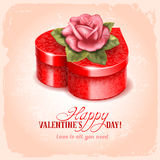 Background for Valentines Day Stock Images