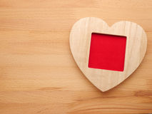 Background Valentines Day. Picture frame. Stock Photo