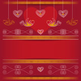 Background - Valentines Day Stock Image