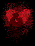 Background Valentines Day Stock Images