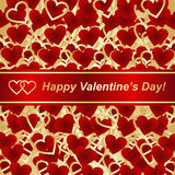 Background for Valentines day or wedding design. Royalty Free Stock Photo
