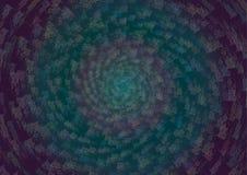 Background varicolored carpet Stock Image