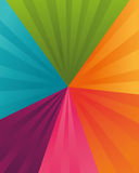 Background of varied colors. Vector illustration design Stock Image