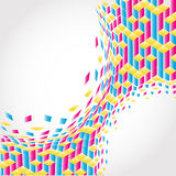 Background. Vector  Abstract Royalty Free Stock Photos