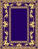 Background  vegetable gold(en) pattern Royalty Free Stock Photo