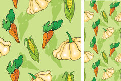 Background with vegetables Royalty Free Stock Photography