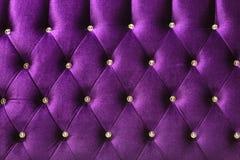 Background of Velvet / fabric modern sofa Stock Image
