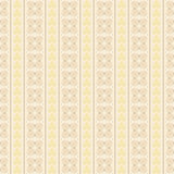 Background of vertical strips of curls beige shades. Stock Photo