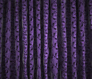 Background vintage curtains Stock Image
