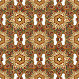 Background vintage flower. Seamless floral pattern. Abstract wallpaper. Royalty Free Stock Images