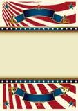 Background vintage USA Royalty Free Stock Photography