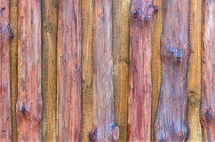 Background wall from boards Royalty Free Stock Photo