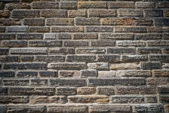 Background. Wall from an brick Stock Image