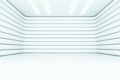 Background wall in empty room. Royalty Free Stock Photos