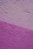 Background wall pink and purple. Stock Photography