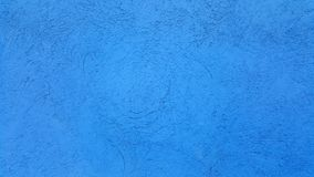 Background, wall with plaster blue stock photos