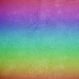 Background wall Rainbow Stock Image
