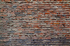 Background Wall Texture of an old section facade Royalty Free Stock Images