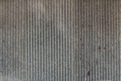 Background wall texture from old zinc Royalty Free Stock Image