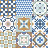 Background for wall tiles, texture. Floor tiles, n Royalty Free Stock Image