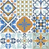 Background for wall tiles, texture. Floor tiles, n Royalty Free Stock Images