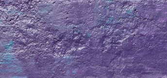 Background wall violet lilac bright, facade Royalty Free Stock Image