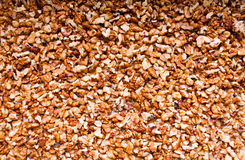 Background of walnut Stock Photo