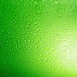 Background with water drops Stock Photo