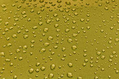 Background of water drops on surface. Kunming Royalty Free Stock Photography