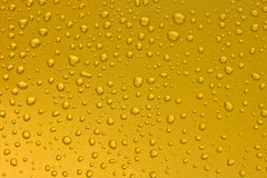 Background of water drops on surface. Kunming Stock Photos