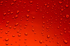 Background of water drops on surface. Kunming Stock Photo