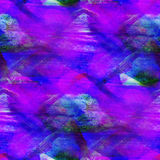 Background watercolor purple seamless texture Stock Images