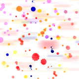 Background watercolor stains Stock Photo