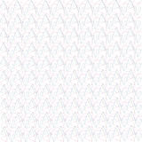Background Watermark, guilloche design for background Stock Photography
