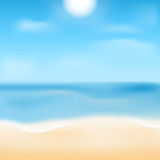 Background.waterscape naturel illustration stock