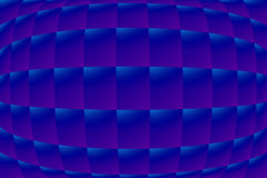 Background with wave grid Stock Images