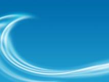 Background wave line Stock Image